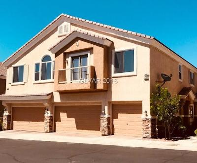 Henderson Condo/Townhouse For Sale: 2482 Crafty Clint Lane