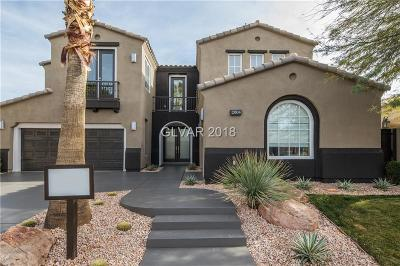 Red Rock Cntry Club At Summerl Single Family Home For Sale: 2804 Soft Horizon Way