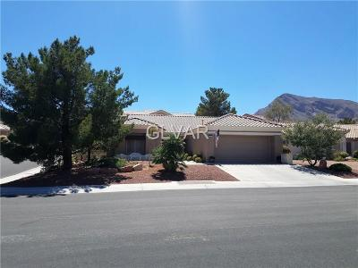 Single Family Home For Sale: 3001 Childress Drive