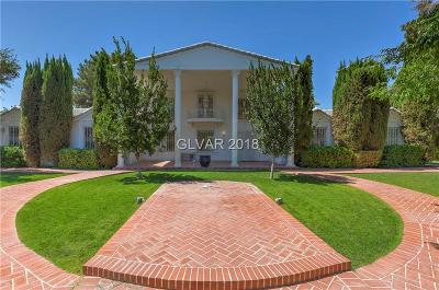 Las Vegas Single Family Home Under Contract - Show: 3753 Forestcrest Drive