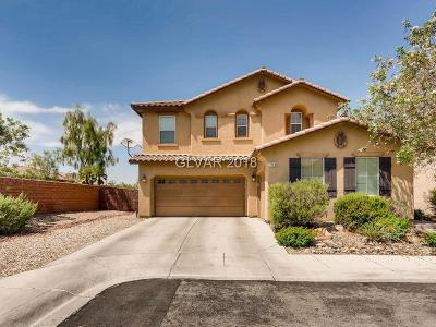 Las Vegas Single Family Home For Sale: 7228 Los Banderos Avenue