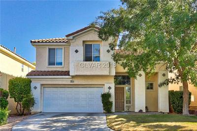 Single Family Home For Sale: 10257 Red Flower Place