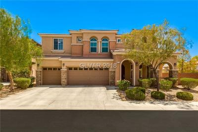 Las Vegas Single Family Home Contingent Offer: 9712 Amador Valley Court
