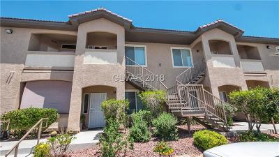 Henderson Condo/Townhouse For Sale: 2305 2305 W Horizon Ridge Pkwy #1023 #1023