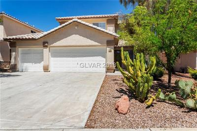 Henderson Single Family Home For Sale: 1486 Arroyo Verde Drive