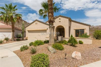 Sun City Macdonald Ranch Single Family Home Contingent Offer: 2200 Tiger Willow Drive