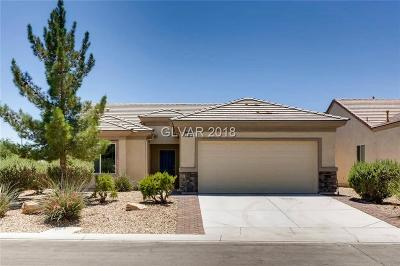 North Las Vegas Single Family Home For Sale: 3221 Fernbird Lane