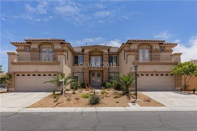 Henderson, Las Vegas Single Family Home Under Contract - No Show: 357 Whispering Tree Avenue