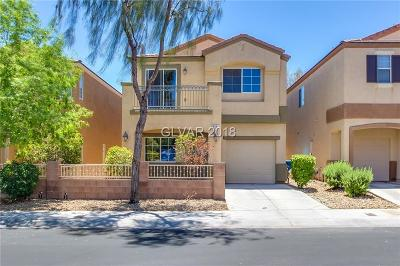 Las Vegas NV Single Family Home Under Contract - No Show: $241,000