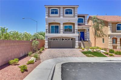 Las Vegas NV Single Family Home For Sale: $398,000