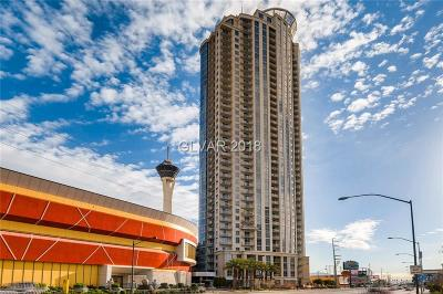 Las Vegas High Rise For Sale: 200 Sahara Avenue #407