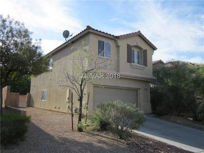 North Las Vegas Single Family Home For Sale: 5944 Victory Point Street