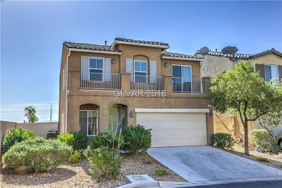 Las Vegas NV Single Family Home Under Contract - No Show: $299,900