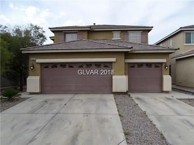North Las Vegas NV Single Family Home For Sale: $300,000