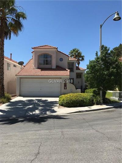 Las Vegas NV Single Family Home For Sale: $360,000