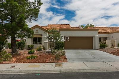 Las Vegas Condo/Townhouse For Sale: 9229 January Drive