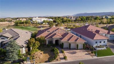 Las Vegas Single Family Home For Sale: 9521 Verlaine Court