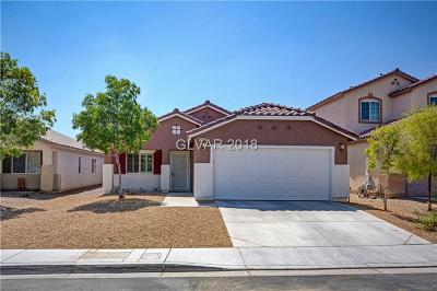 Single Family Home Under Contract - Show: 6453 Corrie Canyon Street