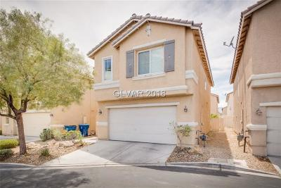 Las Vegas Single Family Home For Sale: 5673 Dancing Orchid Court