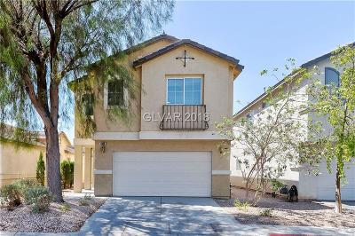 Las Vegas NV Single Family Home Contingent Offer: $210,000