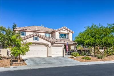 Las Vegas Single Family Home For Sale: 201 Rancho Maria Street
