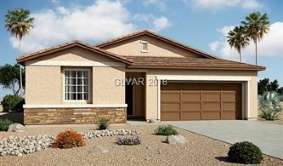 Las Vegas NV Single Family Home Under Contract - No Show: $479,950