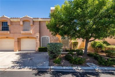 Las Vegas NV Condo/Townhouse Under Contract - No Show: $239,888