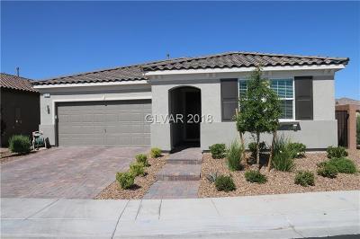 Single Family Home For Sale: 2425 Fanano Street