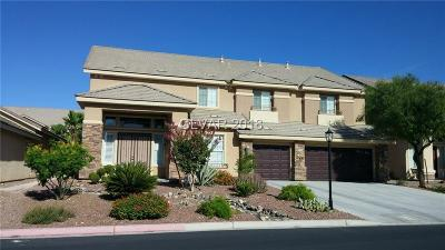 Las Vegas Single Family Home For Sale: 6129 Molly Malone Court