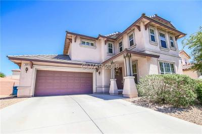 North Las Vegas Single Family Home For Sale: 2828 River Ranch Place