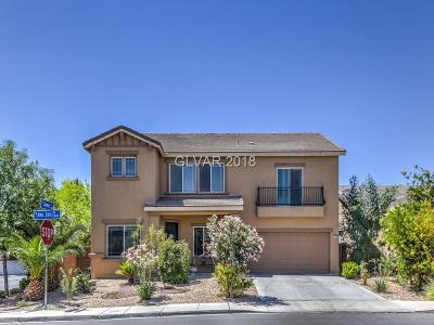 North Las Vegas Single Family Home For Sale: 2405 Alma Lidia Avenue