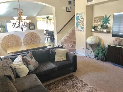 Las Vegas Single Family Home For Sale: 8141 Dinsmore Drive