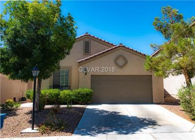Las Vegas Single Family Home For Sale: 9013 Picket Fence Avenue