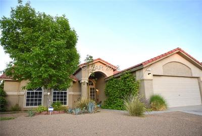 Henderson Single Family Home For Sale: 312 Oak Canyon