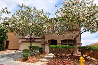 Las Vegas NV Single Family Home For Sale: $389,900