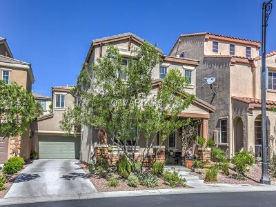 Las Vegas Single Family Home For Sale: 6623 Chinatown Street