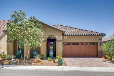 Henderson Single Family Home For Sale: 3083 Beaux Art Avenue