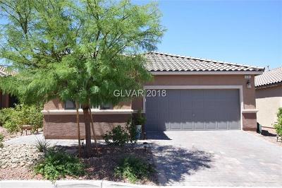 Las Vegas Single Family Home For Sale: 9262 Martel Avenue