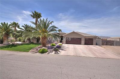 Las Vegas Single Family Home For Sale: 9390 La Madre Way