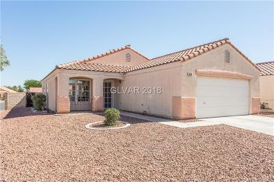 Henderson NV Single Family Home Under Contract - No Show: $274,000