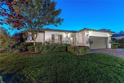 Las Vegas Single Family Home For Sale: 11791 Woodbrook Court