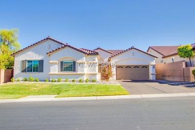 Las Vegas Single Family Home Under Contract - No Show: 9489 Parkmoor Avenue