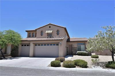 Las Vegas Single Family Home For Sale: 7619 Turquoise Stone Court
