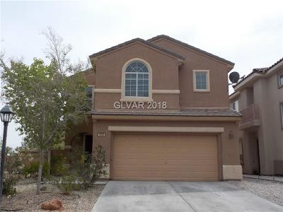 North Las Vegas NV Single Family Home For Sale: $210,000