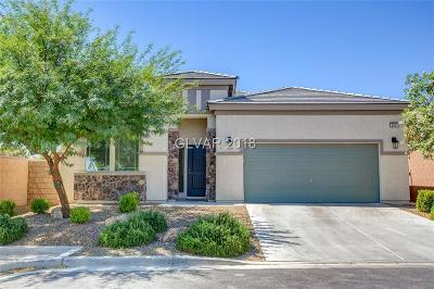 Single Family Home For Sale: 2631 Champagne Topaz Lane