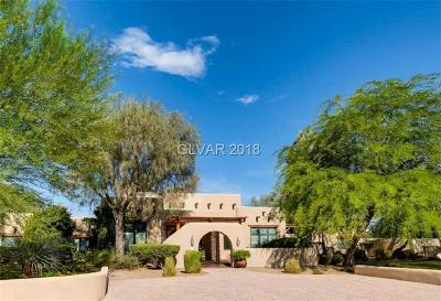 Las Vegas Single Family Home For Sale: 8010 Maverick Street