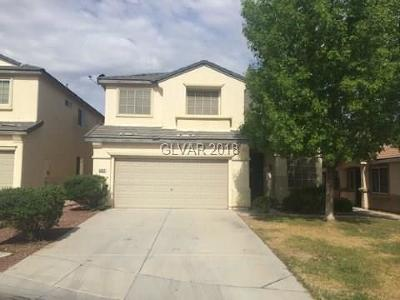 Las Vegas Single Family Home For Sale: 6985 Silk Oak Court