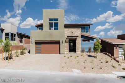 Las Vegas Single Family Home For Sale: 7077 Lagrange Point Street