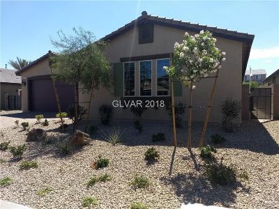 Las Vegas Single Family Home For Sale: 7325 Quaking Aspen Street