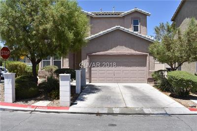 Las Vegas Single Family Home For Sale: 2528 Wooly Rose Avenue